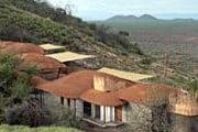 Недавно открытый отель Saruni Samburu // africaexclusive.co.uk
