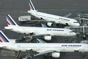 Самолеты Air France останутся в аэропортах // Airliners.net