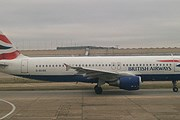 Самолет авиакомпании British Airways // Airliners.net