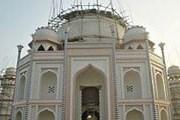 Копия Тадж-Махала станет достопримечательностью Бангладеш. // AFP