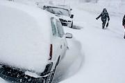 """Юг Австрии завалило снегом. // РИА """"Новости""""/Виктор Гуменюк"""