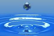 Нехватка пресной воды компенсируется экономией. // Anatole Branch