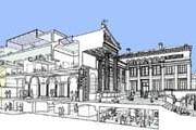 Эшмоловский музей расширяется. // ashmolean.org