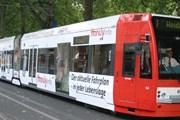 Кельнский трамвай // kvb-koeln.de