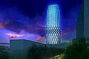 Башня будет напоминать бриллиант в филигранной оправе. // Zaha Hadid Architects
