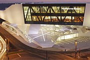 Здание музея – новая достопримечательность Штутгарта. // porsche.com