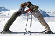 Сход лавин особенно вероятен на необустроенных склонах. // GettyImages