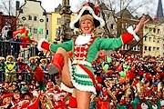 Германия готовится к карнавалам. // dw-world.de