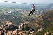 «Полет» над Раджастханом // AFP