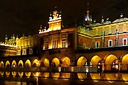 Вход в подземелье будет в галерее Сукенниц. // discovereurope.esn.pl