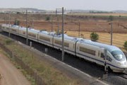 Высокоскоростной поезд испанских железных дорог // Railfaneurope.net