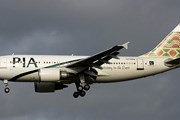 Самолет авиакомпании Pakistan International Airlines // Airliners.net