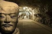 Терракотовых воинов разместят в туннелях острова Skeppsholmen. // smvk.se