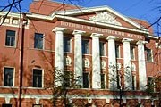 Военно-медицинский музей в Санкт-Петербурге // wikipedia.org