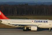 Самолет авиакомпании Turkish Airlines // Airliners.net
