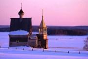 Кенозерский национальный парк сохранил множество памятников природы и архитектуры. // kenozero-park.ru