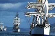 Регата Tall Ship Atlantic - эффектное зрелище. // flightsafrica.co.uk