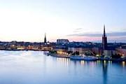 Стокгольм – город круизов. // Bruno Ehrs