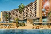 Отель расположен на берегу моря. // kempinski-aqaba.com
