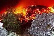 Если вулкан проснется - извержение будет очень крупным. // Mignews.com