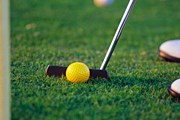 Женщины научились играть в гольф, чтобы лучше заботиться о поле. // GettyImages