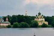 В Угличе сохранились многочисленные памятники архитектуры. // Wikipedia