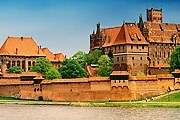 Замок Мальборк - эталон кирпичной готики. // wikipedia.org