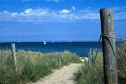 Пляж в заливе Стадленд // GettyImages