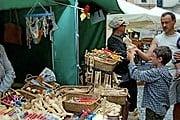 На ярмарке можно будет приобрести сувениры. // jarmarkjagiellonski.pl