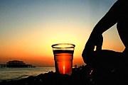 В ОАЭ - самое дорогое пиво. // GettyImages / Robert Orchard