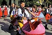 Фольклорный фестиваль привлекает все больше участников и зрителей. // marianskelazne.cz