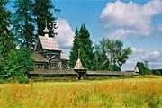 Порженский погост в Кенозерском национальном парке // rusadventures.ru