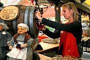 Гостям фестиваля предстоит попробовать 250 сортов вин. // abendblatt.de