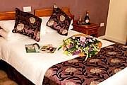 Отель предложит гостям комфортный отдых. // heritageparkhotel.co.uk