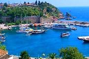 К настоящему времени Анталью посетили 5,9 миллиона туристов. // tumtour.com.tr
