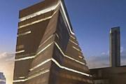 Проект нового здания галереи Тейт-Модерн. // Hayes Davidson / PA