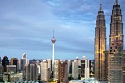 Столица Малайзии – Куала-Лумпур. // Image Source