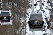 Новая канатная дорога поможет в пик наплыва туристов. // superski.ru