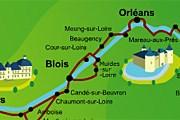 Часть велосипедного маршрута // loire-a-velo.fr