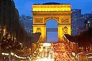 Во Франции стало меньше туристов. // fromparis.com