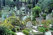 Кладбища интересуют туристов. // Wikipedia