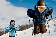 Специальные предложения для детей приготовил Хемседал. // skistar.com
