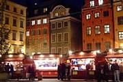 Рождественская ярмарка в Старом городе // flickr.com