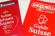 Ресторанные гиды GaultMillau и Michelin // lake-geneva-region.ch