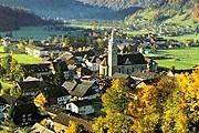 Осенью российских туристов в Австрии стало меньше. // austria-trips.com