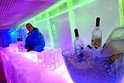 Ледяной бар в Бордо - один из самых больших в Европе. // AFP