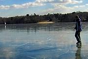 Каток расположен на озере Ариана. // balkantravellers.com