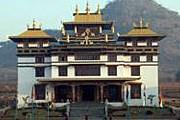 Монастырь Rigon Thupten Mindoling // ripaladrang.org