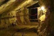 Туристы могут посетить настоящую шахту. // vagonetto.gr