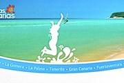 На сайте представлены все возможности отдыха. // turismodecanarias.com